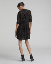 Rag & Bone Collection - Gia Mini Dress Black