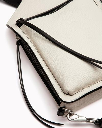 Rag & Bone - Elliot Sling Pack in Antique White
