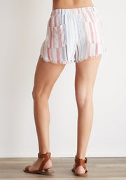 Bella Dahl - Frayed Sporty Short Florence