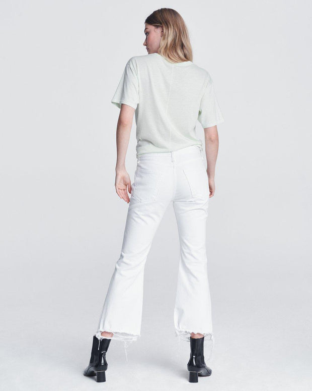 Rag & Bone - The Jersey Tee in Pale Mint