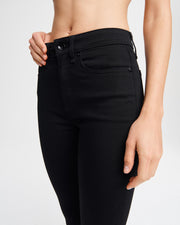 Rag & Bone - Nina High-Rise Ankle Skinny in Black