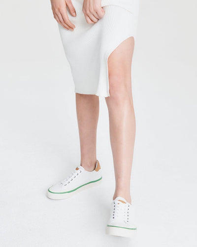 Rag & Bone - RB Army Low in Bright White