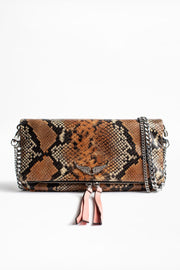 Zadig & Voltaire - Rock Wild Bag in Cognac