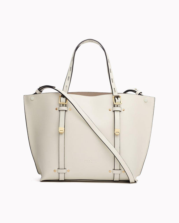 Rag & Bone - Mini Field Tote in Antique White