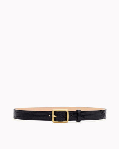 Rag & Bone - Boyfriend Belt in Black