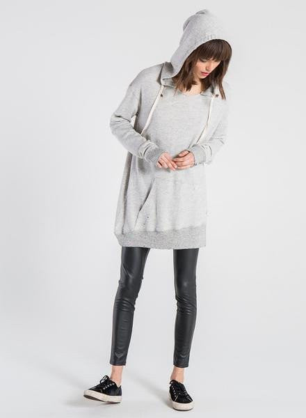 n:Philanthropy - Barrie Pullover Heather Grey