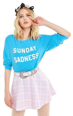 WILDFOX - Sunday Sadness Wonderland Blue