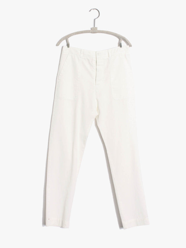 Xirena - Tucker Twill Pant in White Wash
