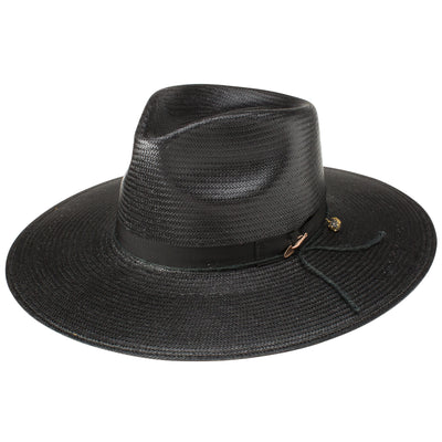 Blond Genius x Stetson - JW Marshall Hat in Black