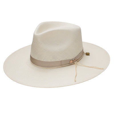 Blond Genius x Stetson - JW Marshall Hat in Natural