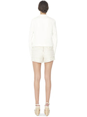 Alice + Olivia Claude Drop Oversize Blazer at Blond Genius - 2