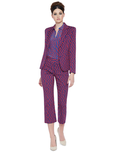 Alice + Olivia - Greyson Double Button Blazer