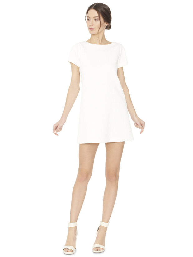 Alice + Olivia Liv Drop Waist A-Line Dress at Blond Genius - 1