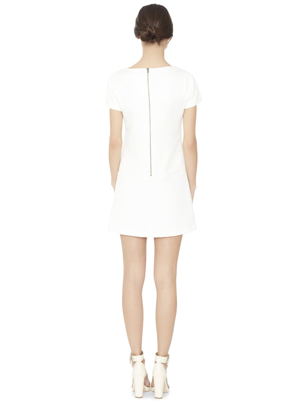 Alice + Olivia Liv Drop Waist A-Line Dress at Blond Genius - 2