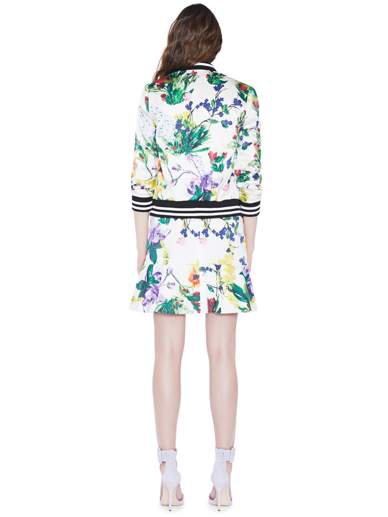 Alice + Olivia - Lonnie Reversible Bomber