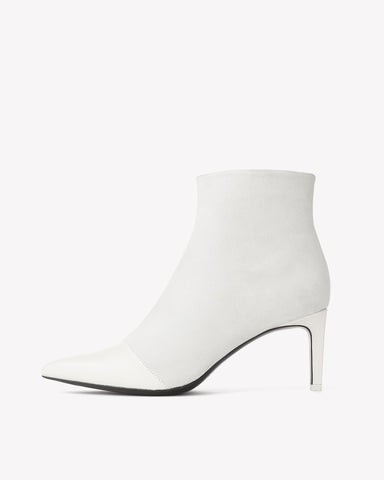 Rag & Bone - Beha Boot in White