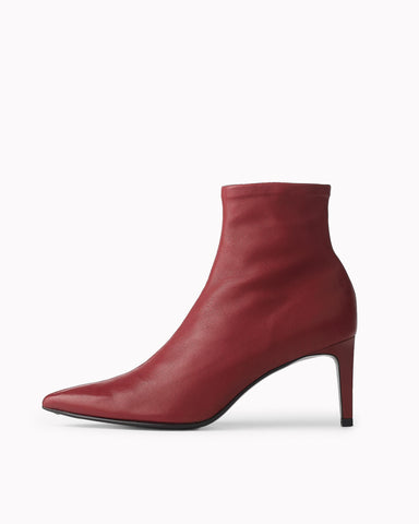 Rag & Bone - Beha Stretch Boot Biking Red