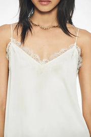 Anine Bing - Belle Camisole in Ivory