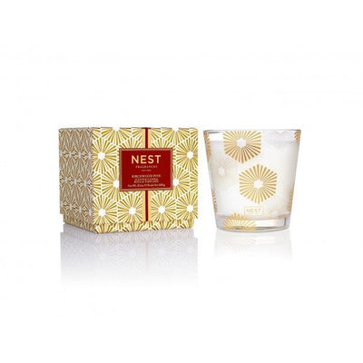 NEST - 3-wick Candle Birchwood Pine