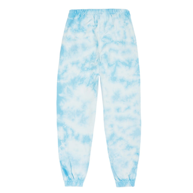 Clare V. - Sweatpants in Blue Tie Dye w/ Black Eyes