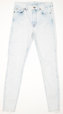 Seven for all Mankind- The HW Ankle Skinny Bleachedout
