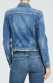 Citizens of Humanity - Borderline Jean Jacket in Studded Anberlin
