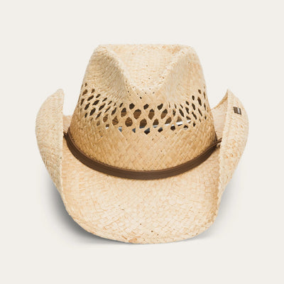 Blond Genius x Stetson - Bridger Hat in Natural