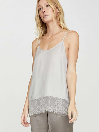 Brochu Walker - Lai Cami in Ash Grey
