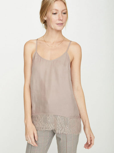 Brochu Walker - Lai Cami in Dusty Rose