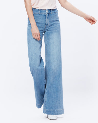 Paige Premium Denim - Sutton with Curved Waistband in Remedy