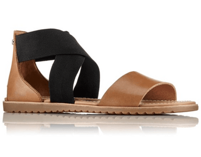SOREL - Ella Sandal Camel Brown