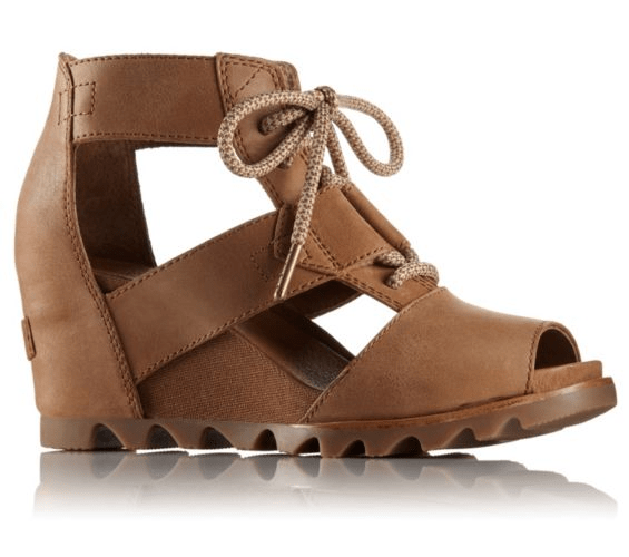 SOREL - Joanie Lace Camel Brown
