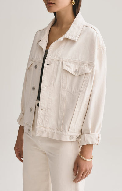 AGoldE - Charli Jacket in Paper