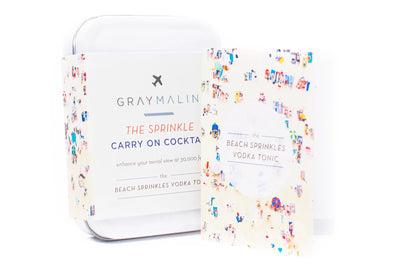 Gray Malin - The Sprinkle Carry-On Cocktail Kit