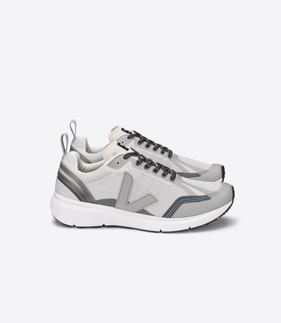 Veja - Condor 2 Alveomesh Sneaker in Light-Grey Oxford-Grey
