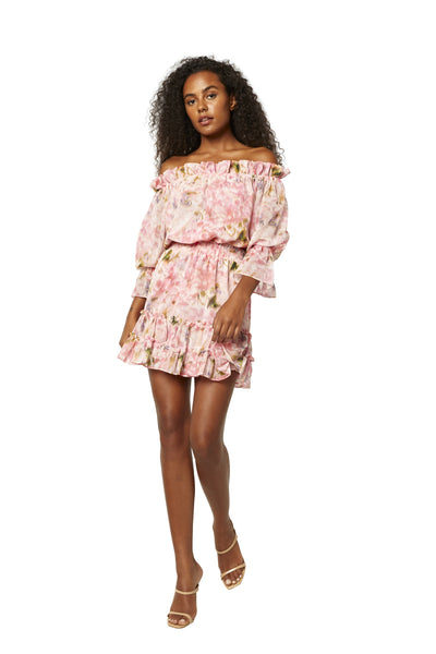 Misa - Danae Dress in Taza Floral