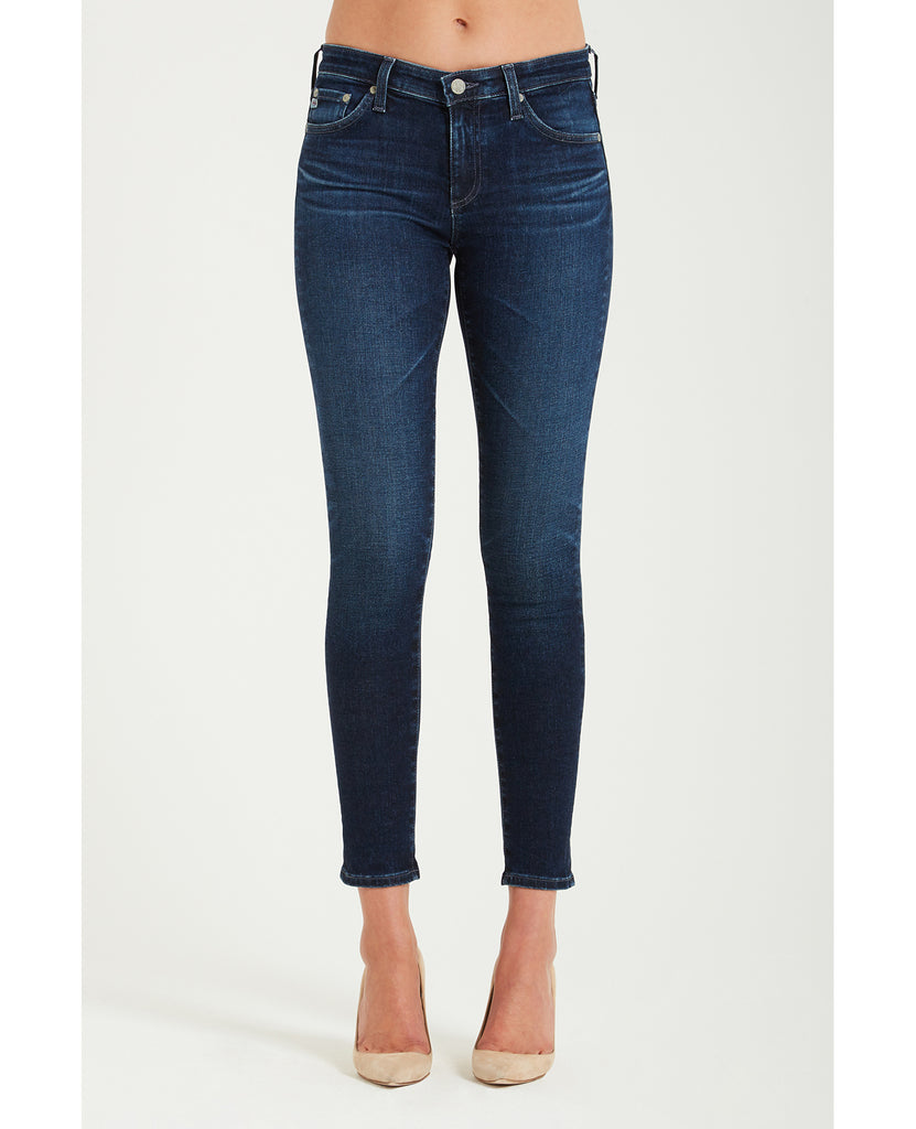 AG - Farrah Skinny Ankle Deep Willows