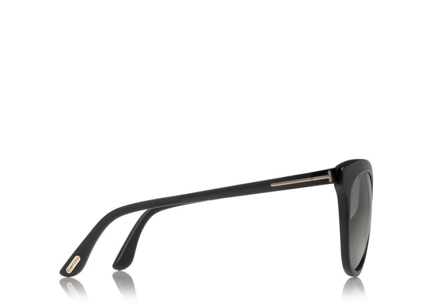 Tom Ford - Emma Black/Gradient Blue