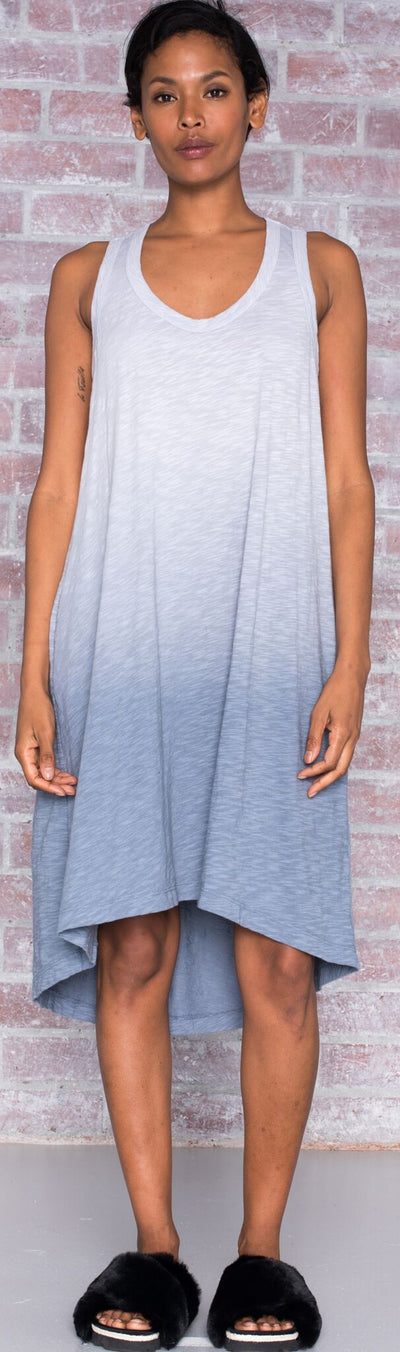 Wilt - Hi Lo Tank Dress Ombre China Ombre