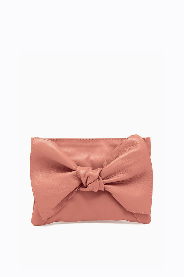 ULLA JOHNSON - Tali Clutch #FA181108 CLAY