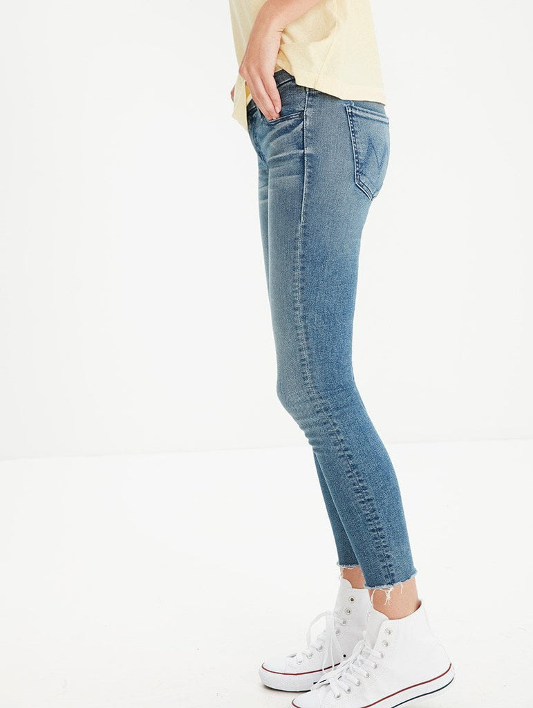 Mother Denim The Looker Ankle Fray at Blond Genius - 2