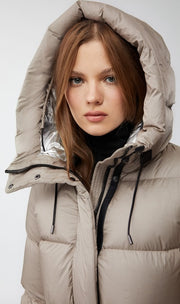 Mackage - Freya Down Jacket in Champagne