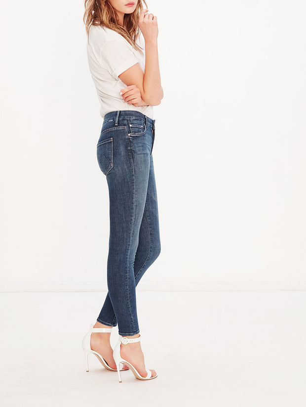 Mother Denim Mother - High Waisted Looker Skinny Girl Crush at Blond Genius - 3