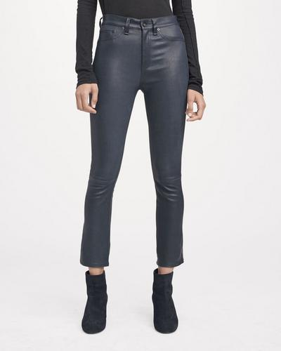 Rag & Bone - Hana Navy Leather