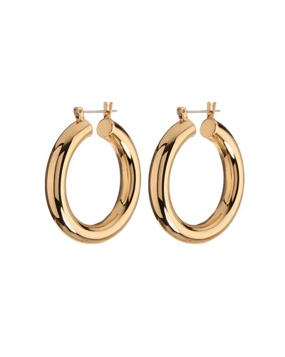 Luv AJ - Havana Hoops in Gold