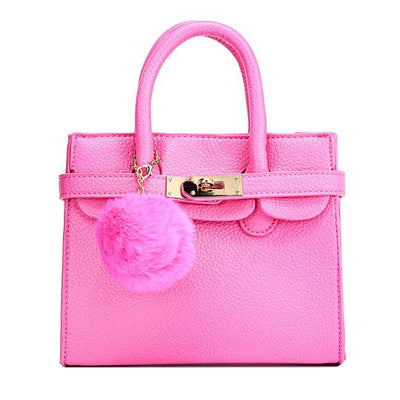 H&C - Elle Handbag In Hot Pink