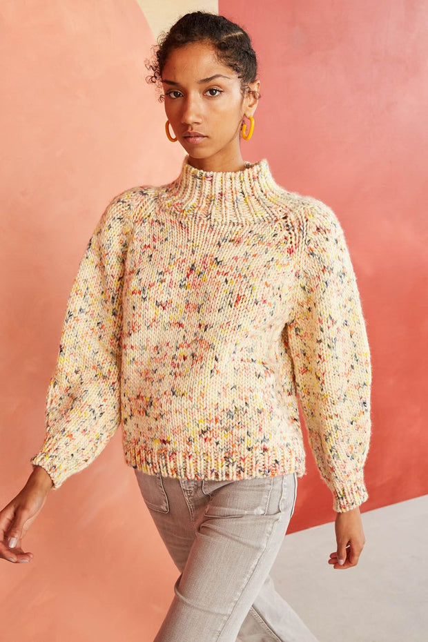 Ulla Johnson - Wilder Pullover Sweater in Mixte