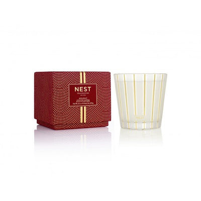 NEST 3 Wick Candle 21.2 OZ - Holiday