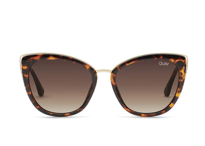 Quay Sunglasses - Honey in Tort/Brown Lens