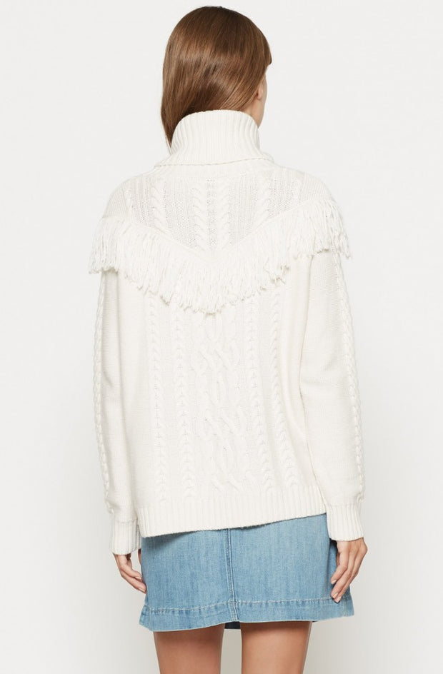 Joie JOIE -  Viviam Sweater at Blond Genius - 2